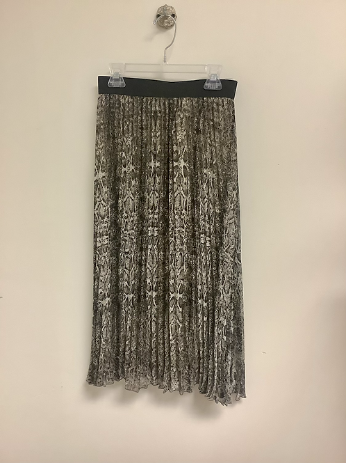 Size S Snakeprint Skirt