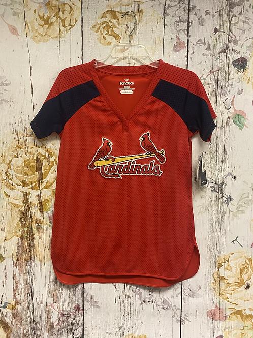 Size S Cardinals top