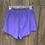 Thumbnail: Athletic purple shorts size S