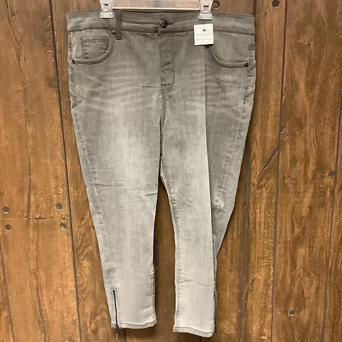 Size 20 Melissa McCarthy designer jeans
