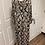 Thumbnail: Emerald Medium Snakeskin Dress