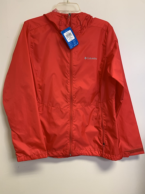 Coral Columbia jacket size large NWT