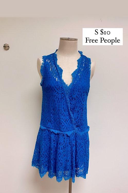 Size S Free People lace dress