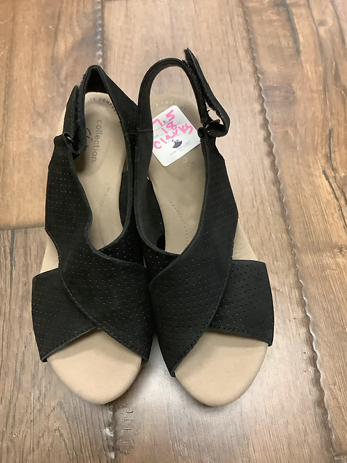 Collection by Clark's wedges size 7.5