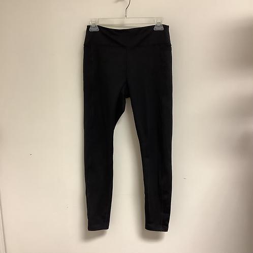 Medium VS Pink cozy leggings black