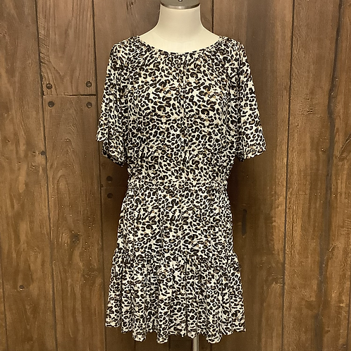 Leopard Dress size XL