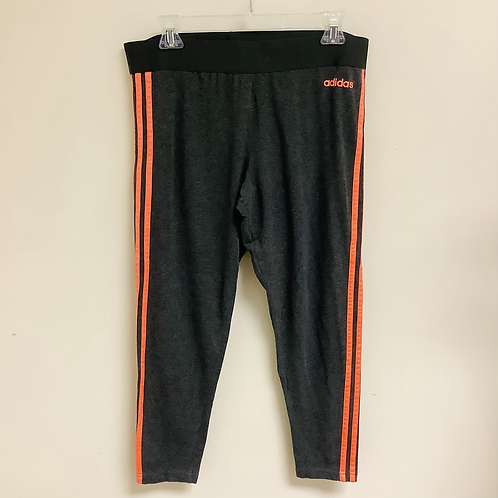 XL Adidas Gray Sweatpants