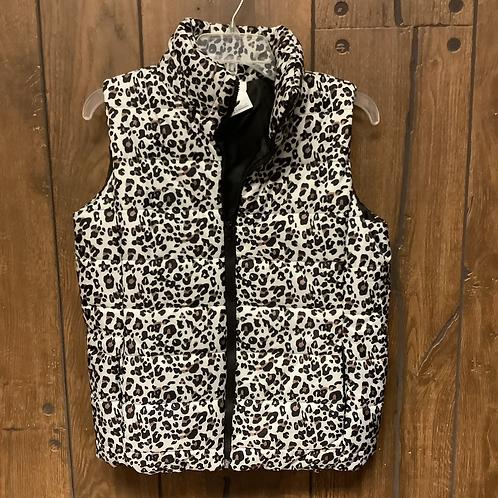 Medium cheetah vest