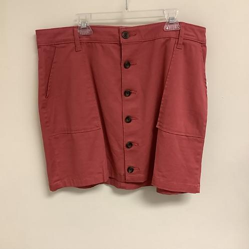 NWT A.n.a skirt size 14