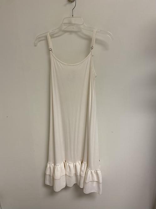 Size M White Midi Dress Matilda Jane