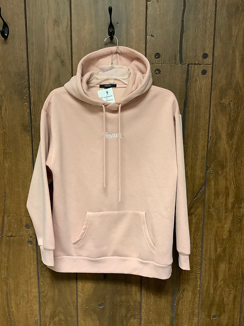 "Small forever 21 ""honey"" sweatshirt"