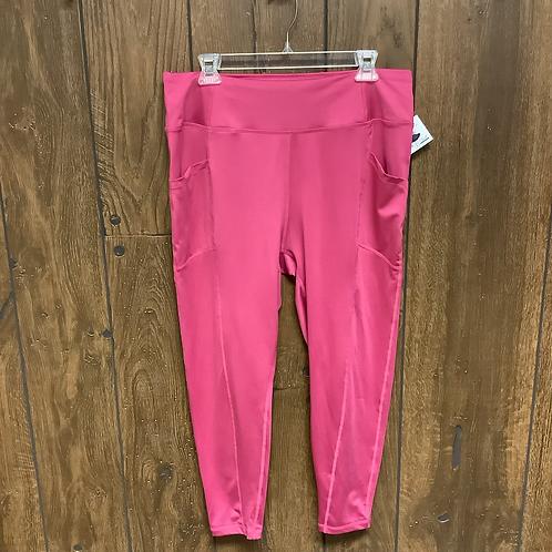 Pro player leggings size 1X