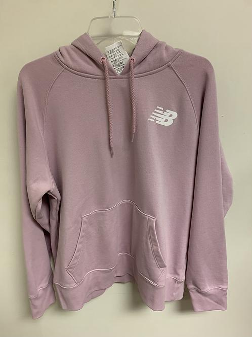 Pink new balance hoodie size xl