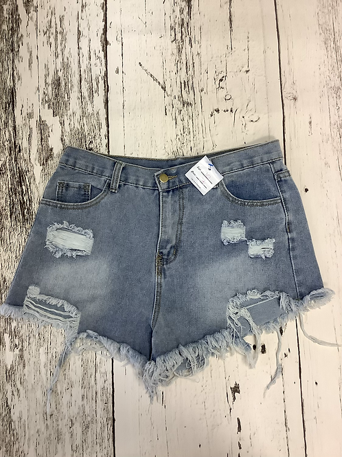 Shein Jean shorts size 10