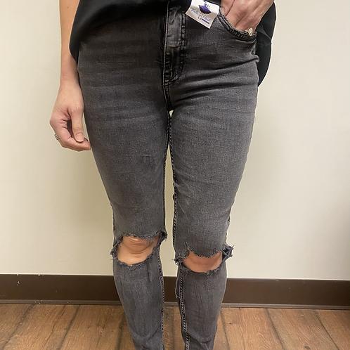 Size 4 free people jeans