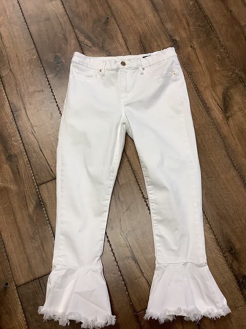 BlankNyc flair jeans size 10