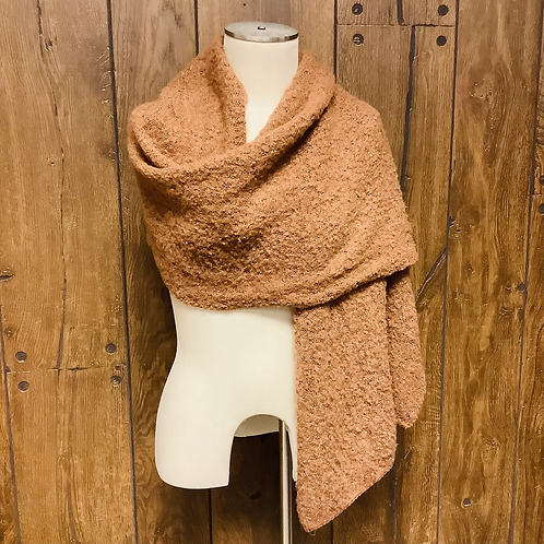 Altar'd State brown shawl scarf