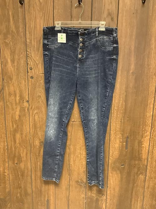 Refuge jeans size 16