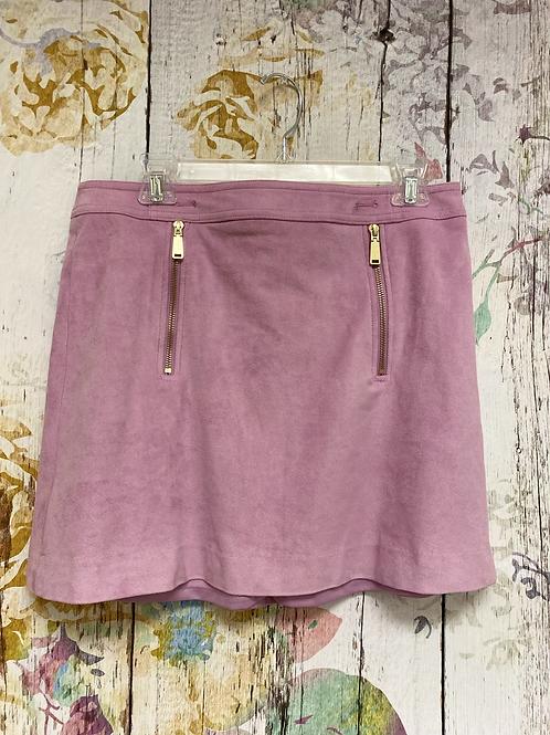 Size 12 Express Velvet Skirt