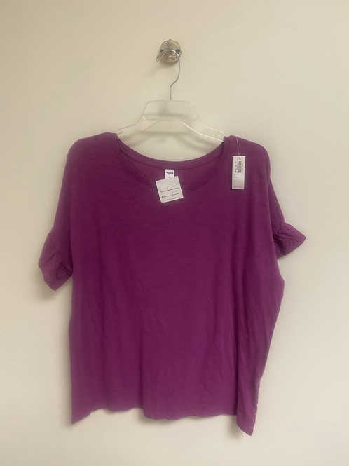 SIZE L TALL Old Navy Top