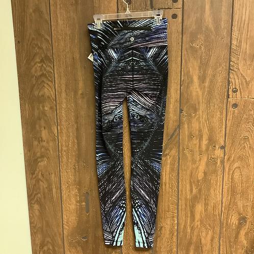 Size to Lululemon High waisted leggings full length