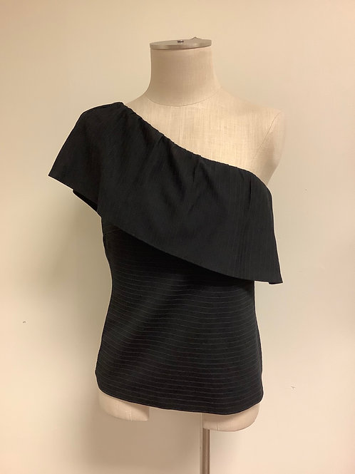 Small Ann Taylor 1 shoulder top