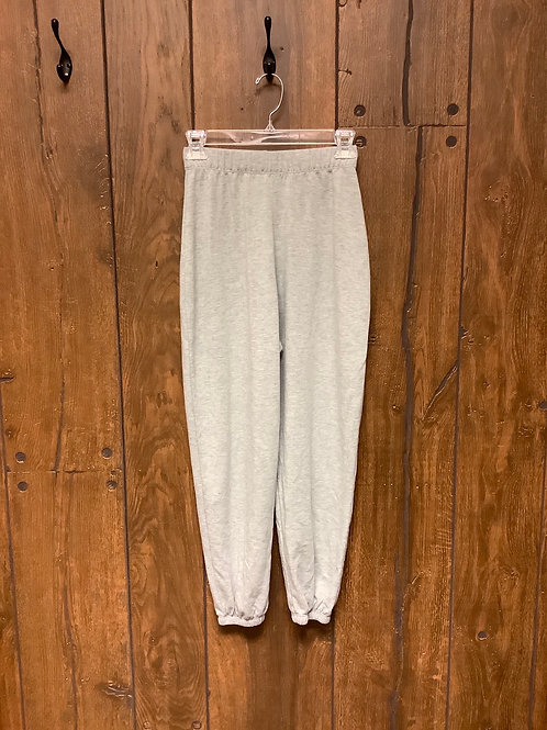 Medium gray sweatpants