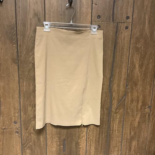 Forever 21 tan skirt size M/L