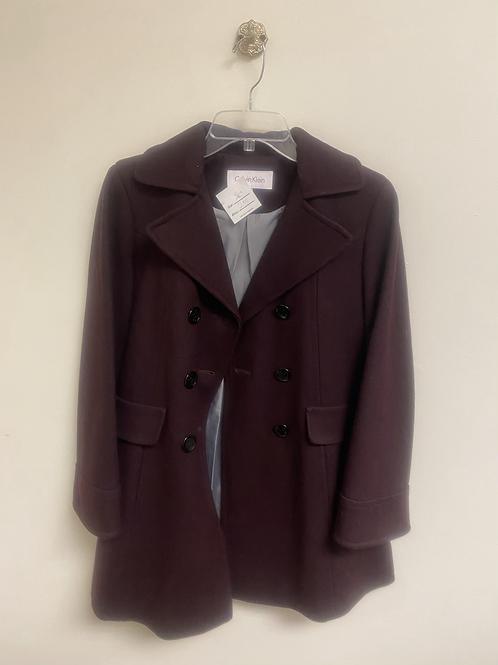 SIZE 2 Calvin Klein Coat