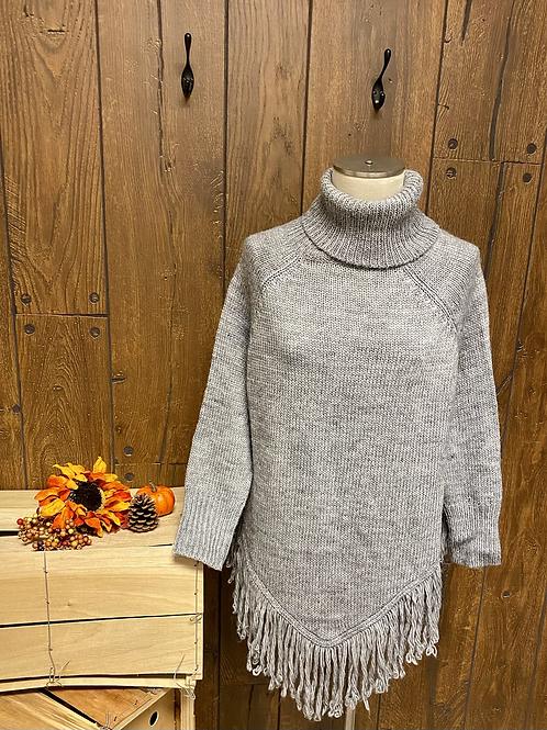 Size S/M Shawl Sweater