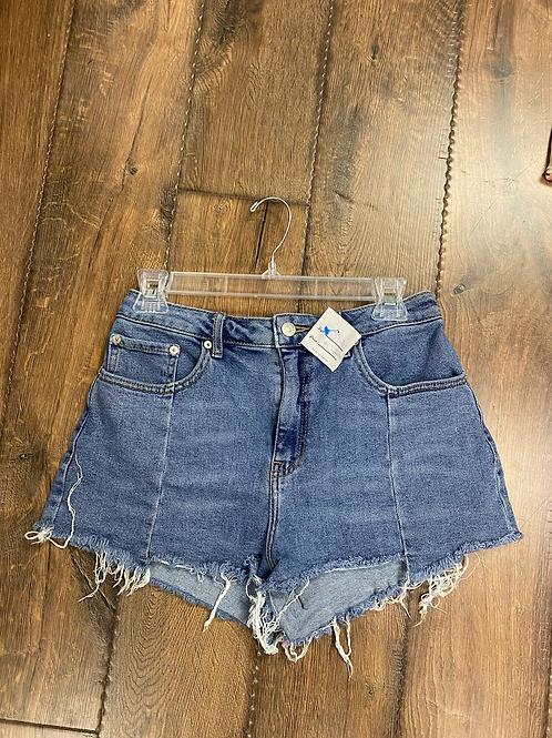 Size 8 Forever 21 Denim Shorts