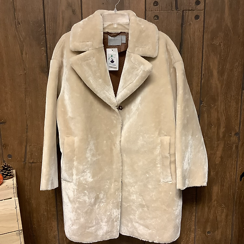 Medium new with tags ASOS faux fur coat