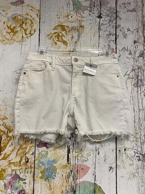 Size 4 White Shorts