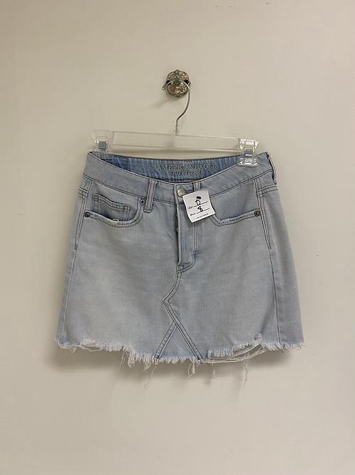 American Eagle size 0 Denim Skirt