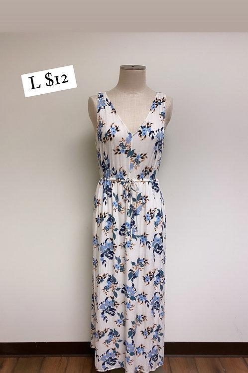 Size L Lucky Brand Maxi dress