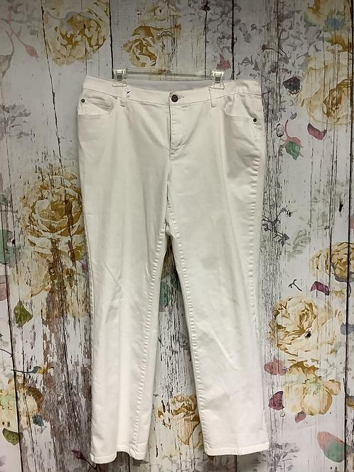 Size 16 CJ Banks Jeans