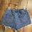 Thumbnail: Size 8 Forever 21 Denim Shorts