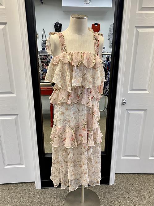 Size M Ruffle Dress