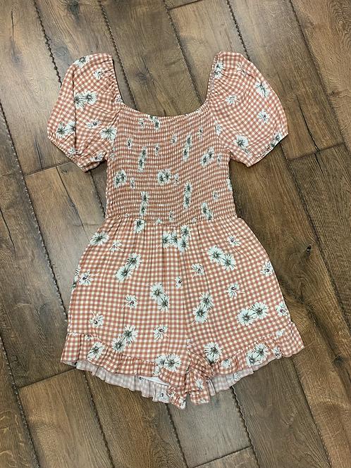 Peach Love Dress size L