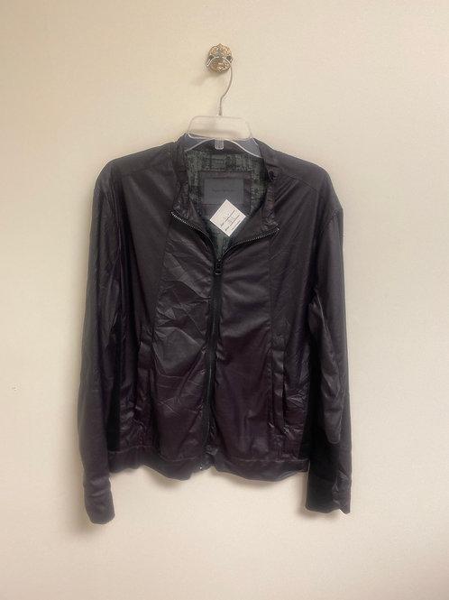 LARGE Doppleganger Plum colored Jacket