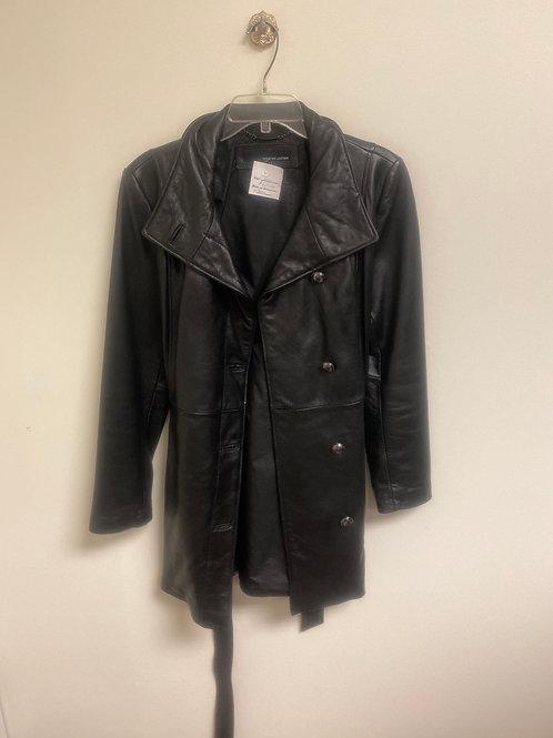 LARGE Wilson's Leather Coat