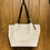 Thumbnail: Dooney and Bourke new with tags large shoulder bag ivory