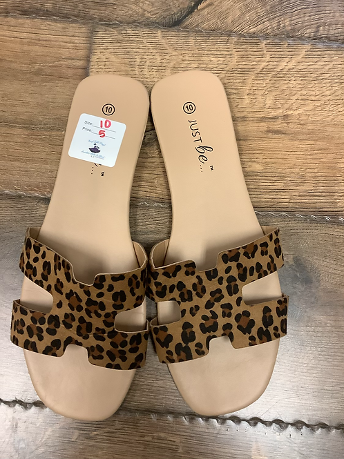 Just Be sandals size 10