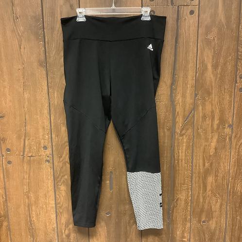 X large Adidas leggings
