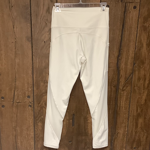 Offline by Aerie whie leggings size L