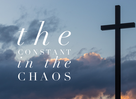 Day 4 - The Constant in the Chaos - A Devotional