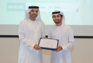 Dubai Chamber Awarded Blue the CSR Label for 2016
