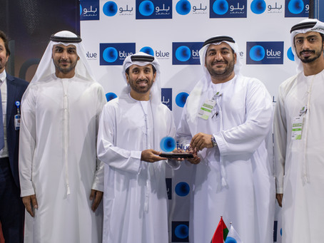Blue LLC and Bin Touq Transport LLC sign MoU for the Waste Management sector of Dubai