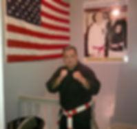 Morgan Torres, Black belt, Isshinryu Karate