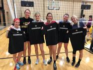 Mizzou Rec Volleyball Team